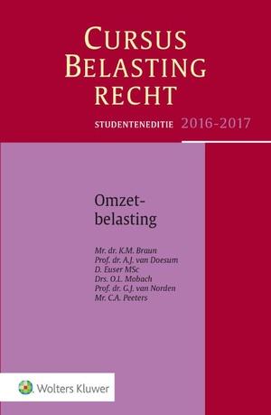 Omzetbelasting - Studenteneditie 2016-2017