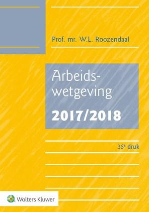 Arbeidswetgeving 2017/2018
