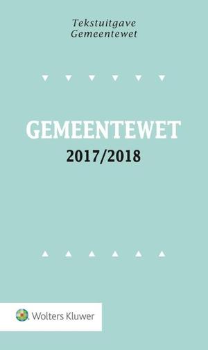Tekstuitgave Gemeentewet - 2017/2018