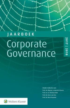 Jaarboek Corporate Governance 2017-2018