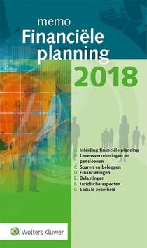 Memo Financiële planning 2018