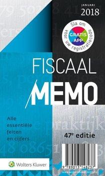Fiscaal Memo januari 2018