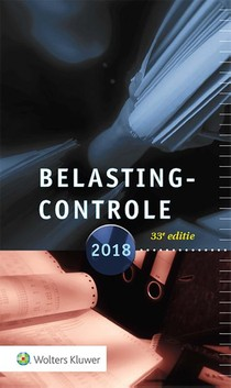 Belastingcontrole 2018