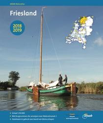 ANWB Wateratlas Friesland - 2018/2019