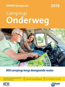 Campings onderweg - 2018