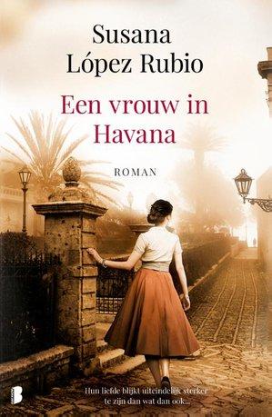 Een vrouw in Havana