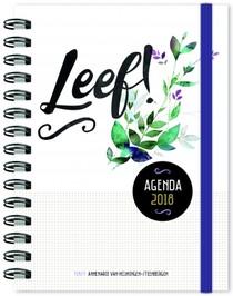 LEEF! Agenda - 2018 - groot