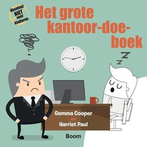 Het grote kantoor-doe-boek