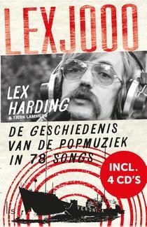 Lexjooo + 4 cd's - De geschiedenis van de popmuziek in 78 songs