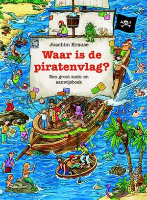 Waar is de piratenvlag