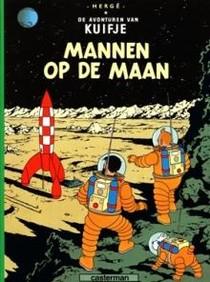 Kuifje: Mannen Op De Maan