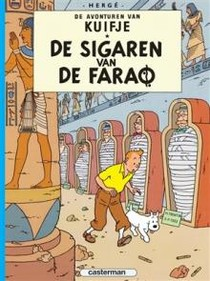 Kuifje: De Sigaren Van De Farao