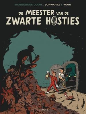 Robbedoes door... De Meester van de Zwarte Hosties