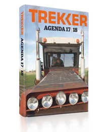 Trekker Agenda - 17-18 Schoolagenda