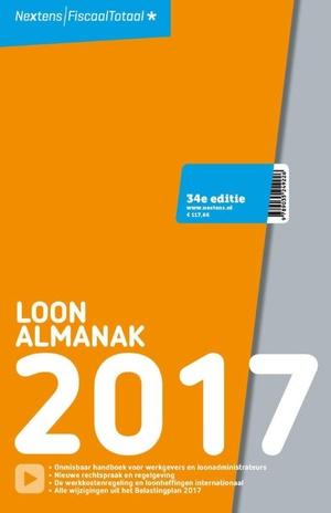 Nextens Loon Almanak - 2017