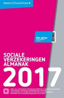 Nextens Sociale Verzekeringen Almanak - 2017