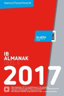 Nextens IB Almanak  - 2017 deel 2