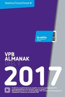 Nextens VPB Almanak - 2017 deel 2