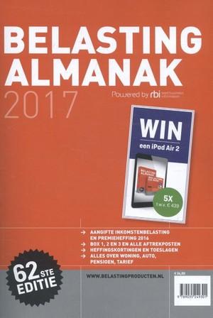 Belasting Almanak - 2017