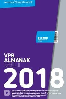 Nextens VPB Almanak - 2018 Deel 2