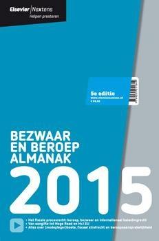 Bezwaar en beroep almanak - 2015
