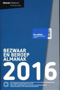 Elsevier bezwaar en beroep almanak - 2016
