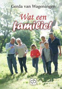 Wat een familie! - grote letter uitgave