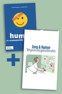 Humor als verpleegkundige interventie 2.0 - Inclusief Kalender