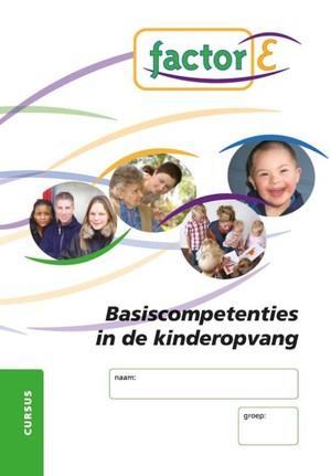 Basiscompetenties in de kinderopvang niv. 3/4 - Cursus