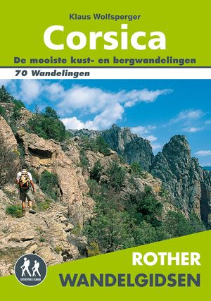 Corsica Rother Wandelgids