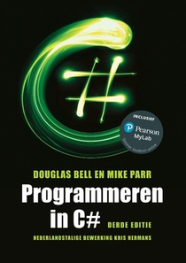 Programmeren in C#, 3e editie met MyLab NL toegangscode