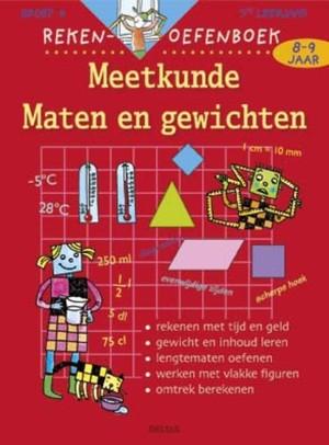 Rekenoefenboek - Meetkunde, maten en gewichten