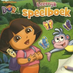 Dora leerrijk speelboek