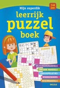 Mijn superdik leerrijk puzzelboek