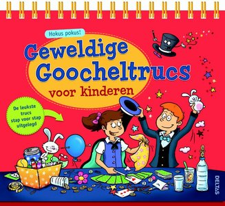 Geweldige goocheltrucs voor kinderen