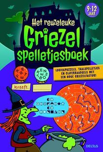 Het reuzeleuke griezelspelletjesboek - (9-12 j.)