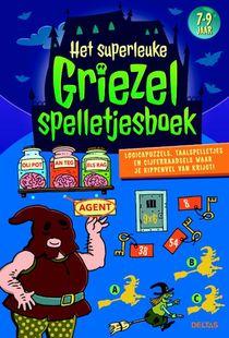 Het superleuke griezelspelletjesboek - (7-9 j.)