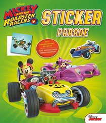 Disney Sticker Parade Mickey and the Roadster Racers