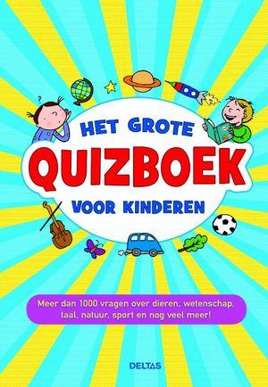 Het grote quizboek voor kinderen