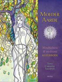 Moeder aarde Mindfulness & meditatie kleurboek