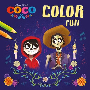 Disney Color Fun Coco