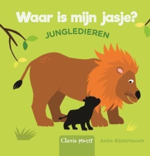 Waar is mijn jasje? - Jungledieren