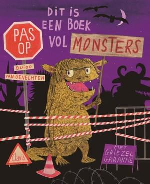 Dit is een boek vol monsters