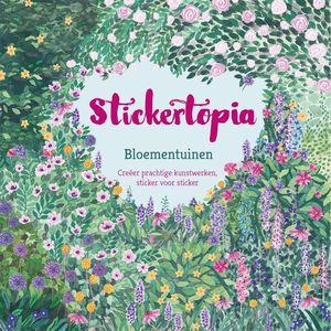 Stickertopia Bloementuinen