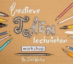 Creatieve tekentechniekenworkshop