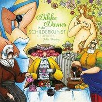 Dikke Dames in de schilderkunst kleurboek