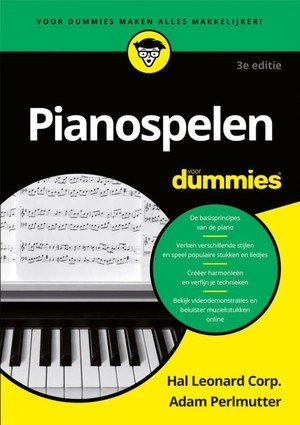 Pianospelen voor dummies