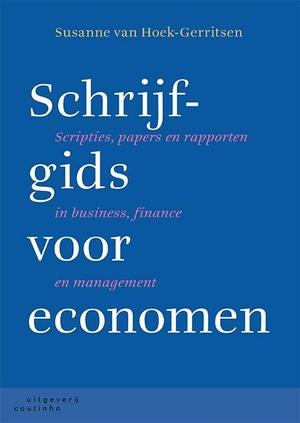 Schrijfgids voor economen
