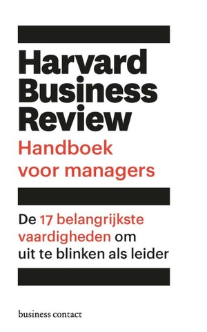 Harvard Business Review handboek voor managers