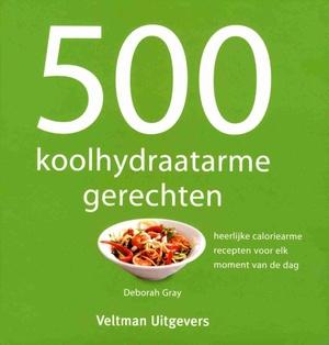 500 koolhydraatarme gerechten